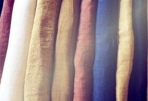 服装面料:苎麻织物的特点-花间村纺织